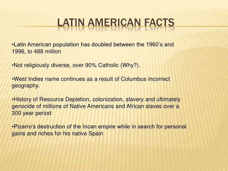 latin american culture essays What are the main cultural differences between latin american latin american culture on us culture octavio paz wrote a wonderful essay about.