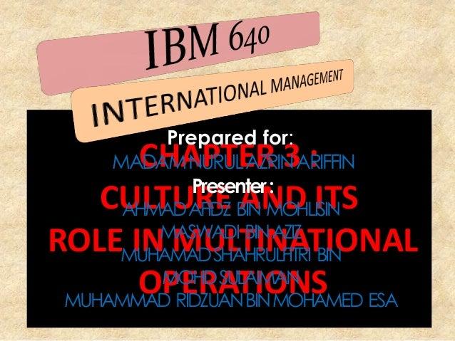 Prepared for: MADAM NURUL AZRIN ARIFFIN Presenter :  CHAPTER 3 : CULTURE BIN MOHLISIN AHMAD AFIDZ AND ITS MASWADI BIN AZIZ...