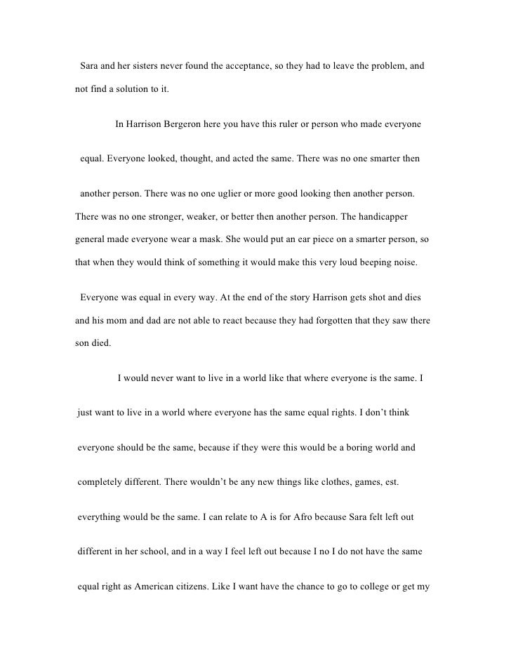 culture and society short stories essay 2