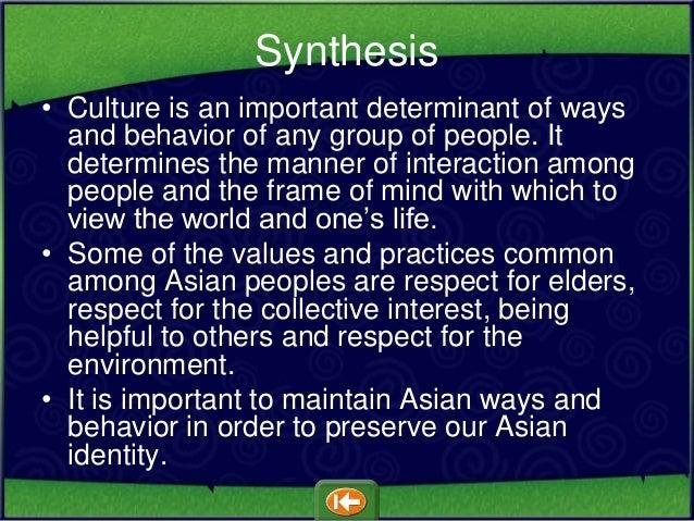 Asian Behavior 63