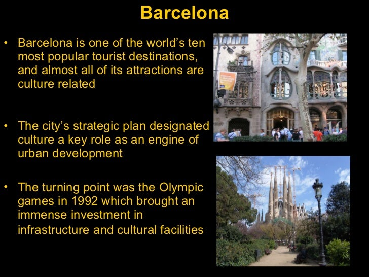 Culture as a Tool for Urban Regeneration Slide 3