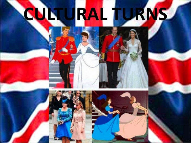 CULTURAL TURNS<br />