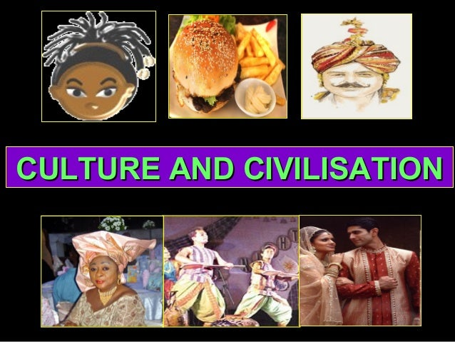 culture and civilization relationship trust