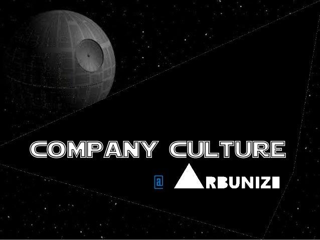Company Culture @