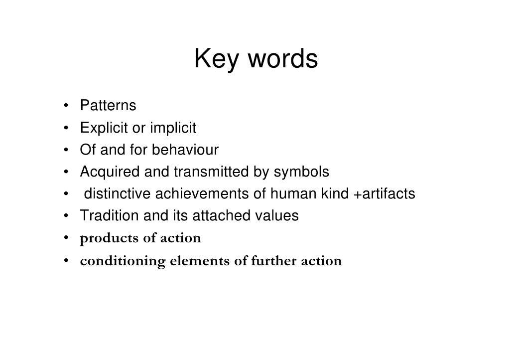 Artifacts vs. Ecofacts Paper