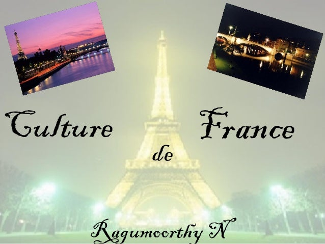 french culture pdf