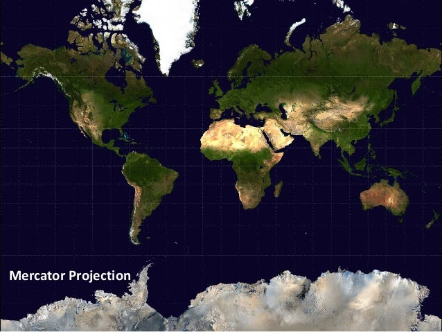 http://www.tripylonmedia.com Mercator Projection