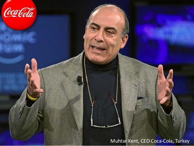 http://www.tripylonmedia.com Muhtar Kent, CEO Coca-Cola, Turkey