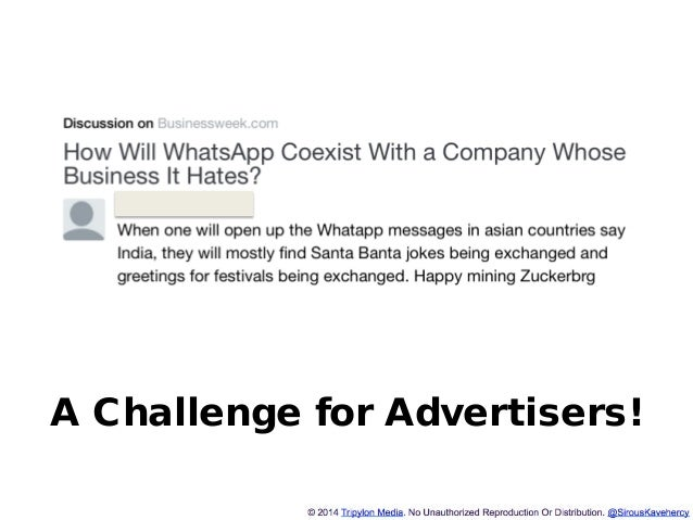 http://www.tripylonmedia.com A Challenge for Advertisers!
