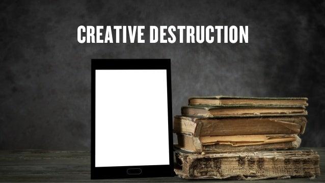 Copyright © 2015 Wonder Group. wonderagency.com CREATIVE DESTRUCTION