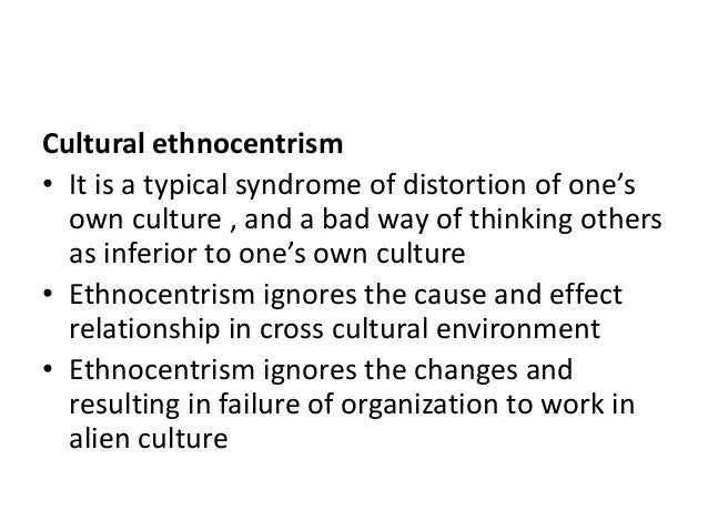 cultural relativism and ethnocentrism defining differences Cultural relativism with today's continued emphasis on globalization, it's more important than ever to rid ourselves of the cultural biases that can come with.