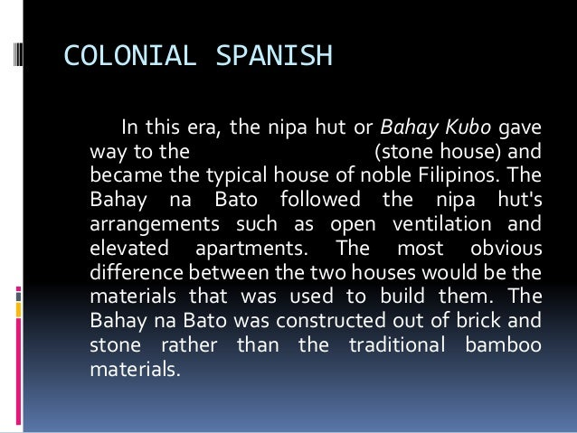 Cultural influences during pre spanish period