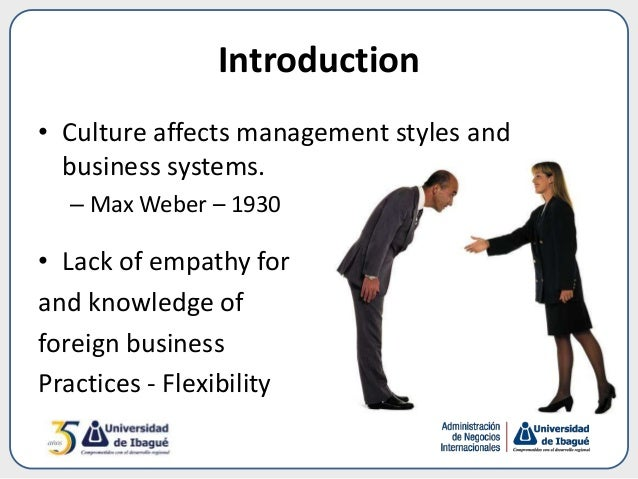 why is understanding of cultural differences important to the business managers at breadtalk Recognizing and understanding how culture affects international business in  three  understanding the importance of subtle non-verbal communication  between  organizational hierarchy and attitudes towards management roles  can also.