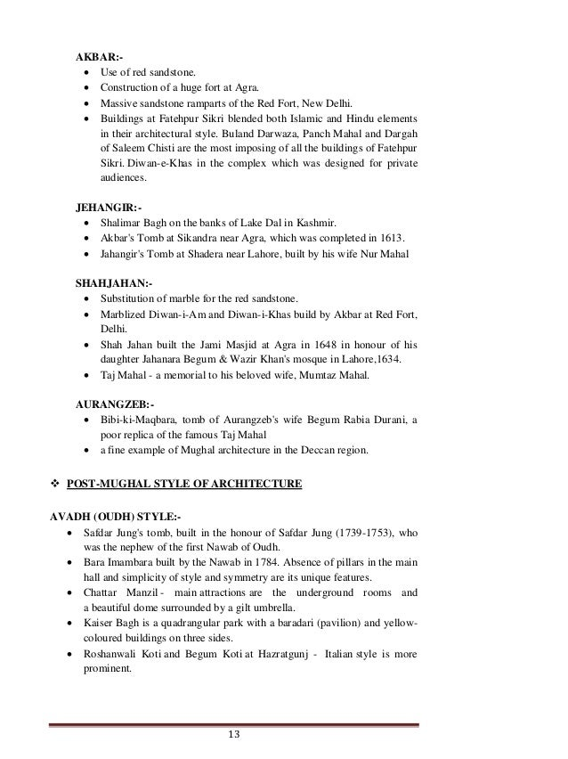 Culture notes for mains ,from ccrt india helpful for ias