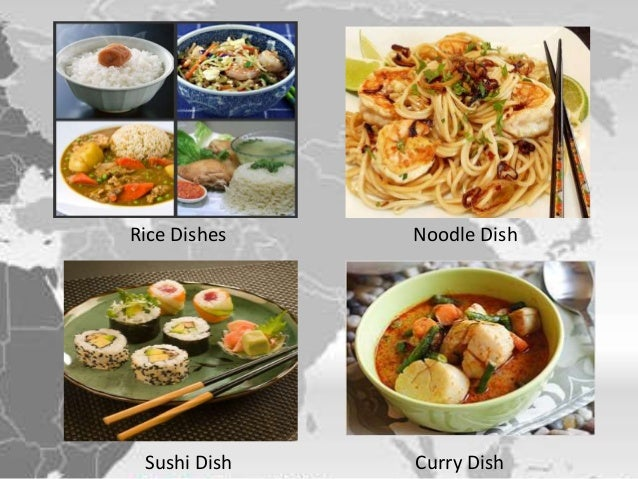 Food and symbolism in south east asia ppt for Aja east asia cuisine