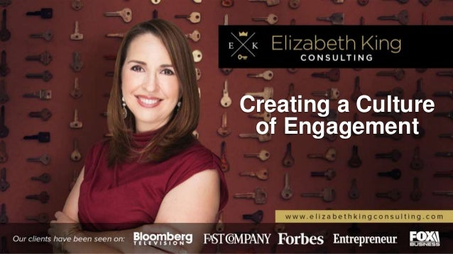 Creating a Culture of Engagement