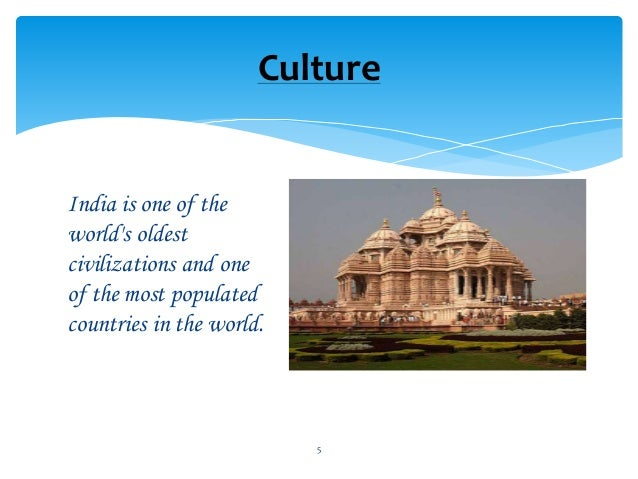 effect of indian culture on world