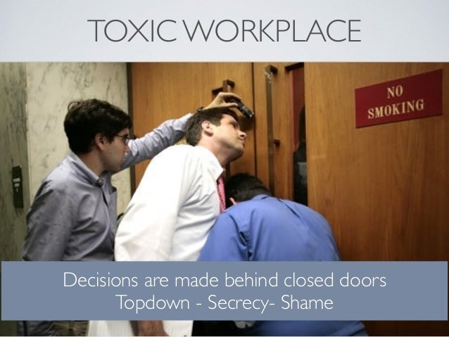 EMPATHIC WORKPLACE Transparency is the norm not the exception