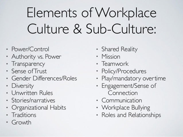 TOXICVS. EMPATHIC  WORKPLACE CULTURE