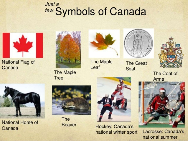 Canada Culture Powerpoint