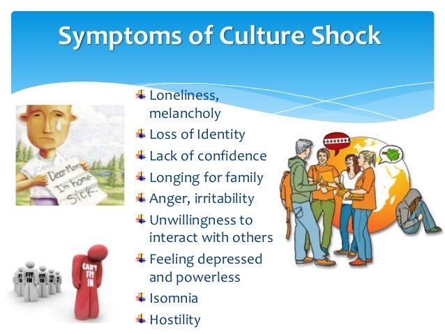 define culture shock essay