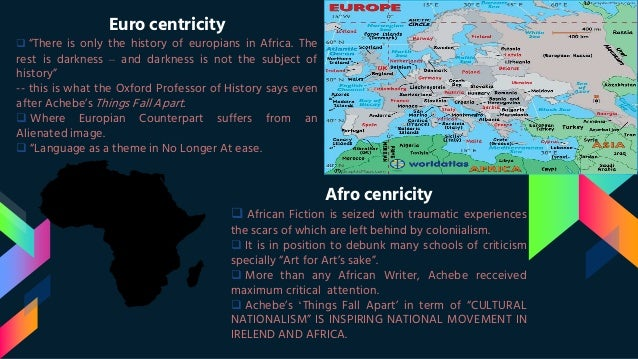 an examination of the cultural themes in the characters of things fall apart by chinua achebe Character map chinua achebe against achebe's theme of igbo cultural writing as an african who had been europeanized, achebe wrote things fall apart.