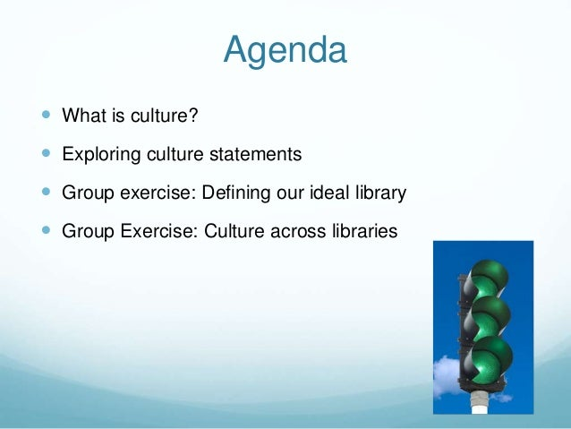 Cultivate Conversations on Culture Slide 3