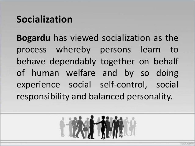 on culture and socialization During socialization individuals internalize a culture's social controls, along with values and norms about right and wrong socialization is a complex process that involves many individuals, groups, and social institutions.
