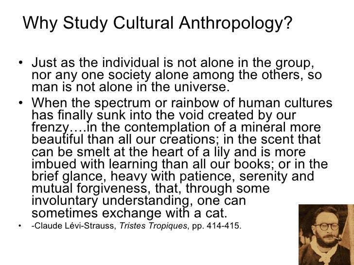Symbolic and Interpretive Anthropology