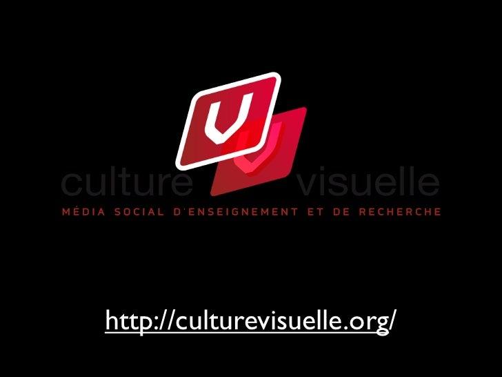 Culture visuelle