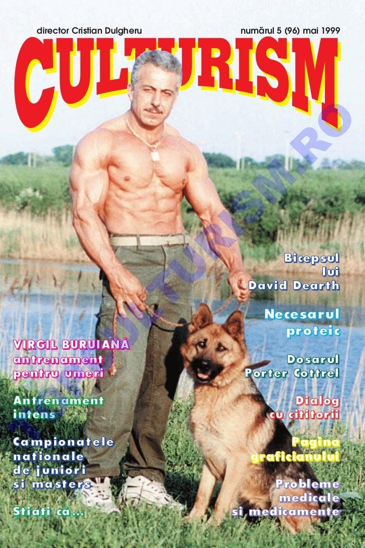director Cristian Dulgheru     num`rul 5 (96) mai 1999                                         O                          ...