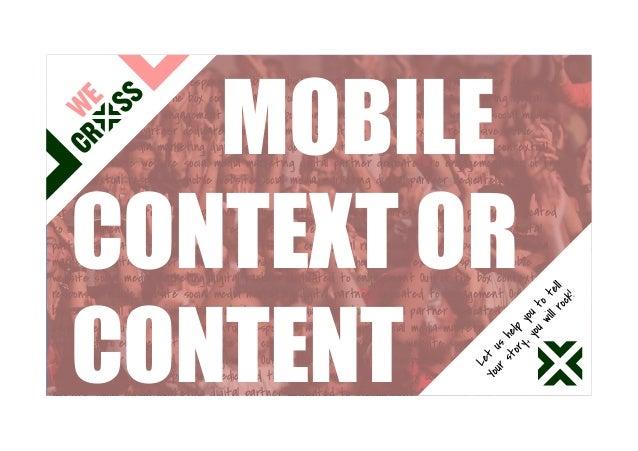 MOBILEOut of the box contextual responsive mobile website social media marketing digital partner dedicatedto engagement Ou...