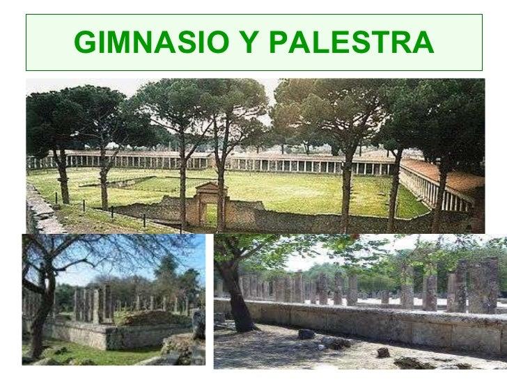 Cultura y arte en grecia antigua for Gimnasio 9 entre 40 y 41