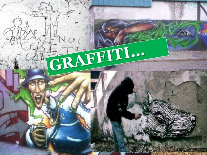 GRAFFITI…<br />