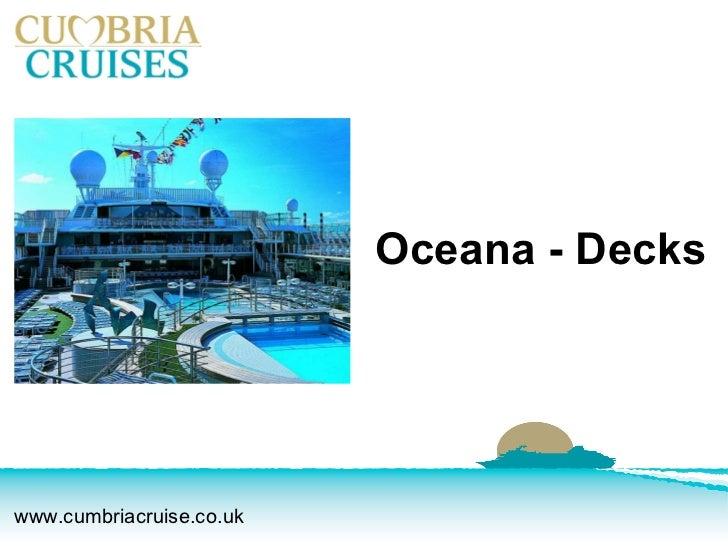 Oceana - Decks