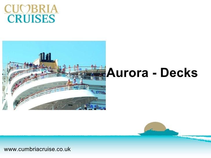 Aurora - Decks