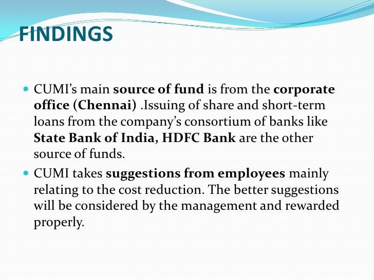 Hdfc bank performance appraisal