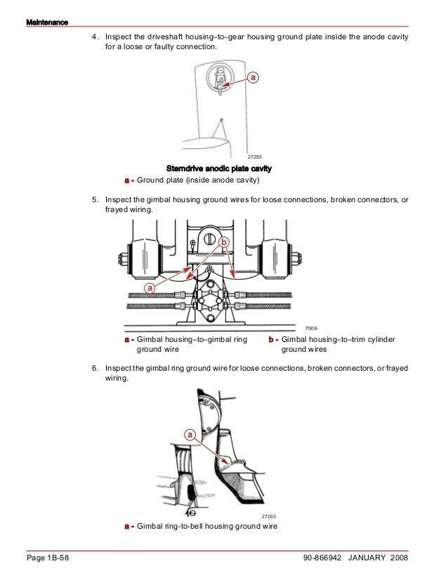 Cummins mercruiser qsd 2.0 l diesel engine service repair