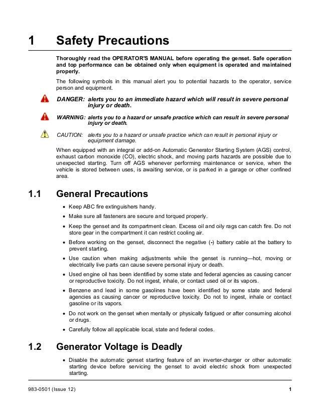 Onan generator codes 33
