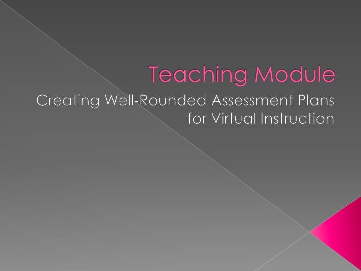   Teachers will…    › Know and understand Standards G and H      from the iNACOL National Standards for      Online Teac...