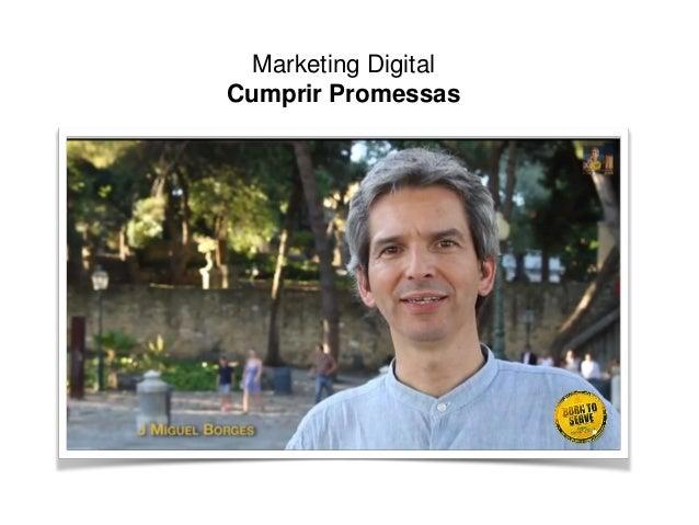 Marketing Digital Cumprir Promessas