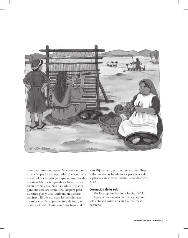 Cuna Escuela Sabtica Menores Segundo Trimestre 2015