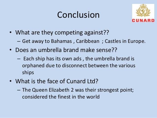 Case Study: Cunard Line Ltd., Managing Integrated Marketing Communications