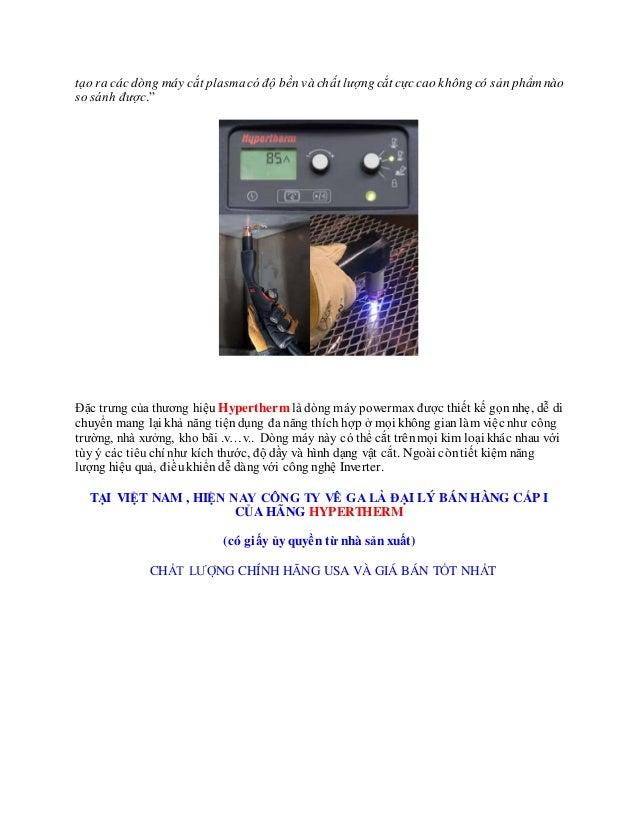 cung cấp máy cắt plasma tphcm Slide 2