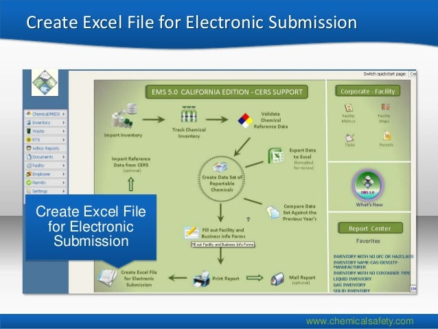 Create Excel File for Electronic Submission Create Excel File   for Electronic    Submission                              ...