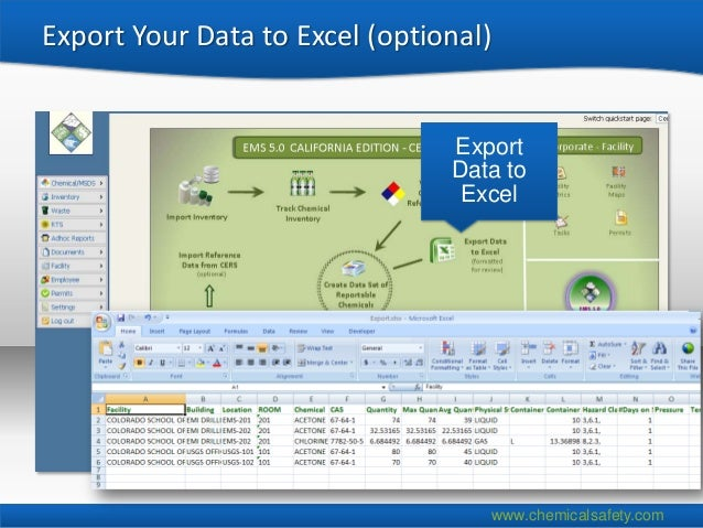 Export Your Data to Excel (optional)                                Export                                Data to         ...
