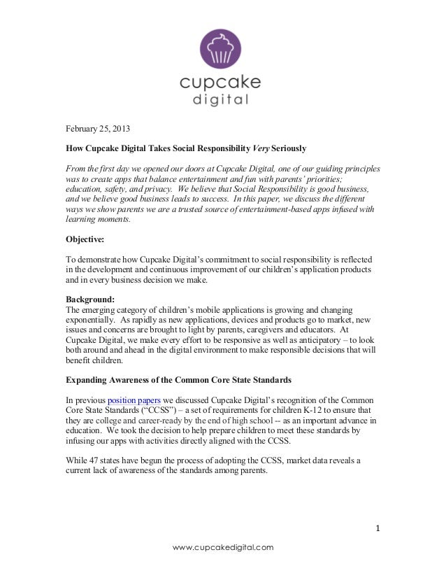 February 25, 2013How Cupcake Digital Takes Social Responsibility Very SeriouslyFrom the ...