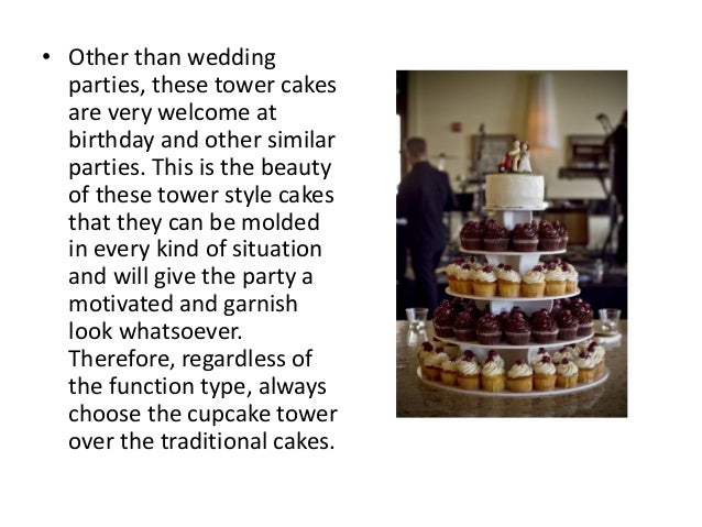 Awe Inspiring Cupcake Towers Are The Best Choices For Your Weddings And Birthdays Personalised Birthday Cards Beptaeletsinfo