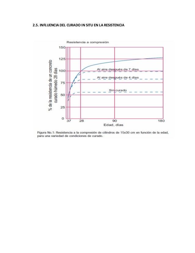 2.6. INFLUENCIA DEL CURADO IN SITU EN LA DURABILIDAD