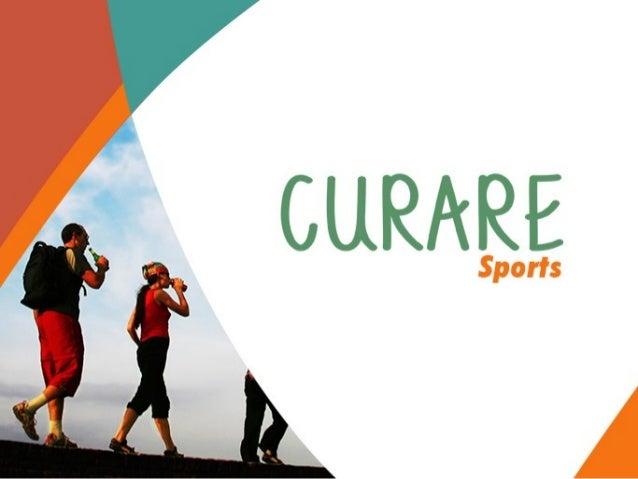 Quem somos?  • A Curare exclusivamente Sport é uma assessoria de esporte, recreação e lazer voltada para  condomínios.  O ...